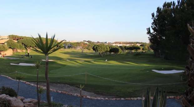Golfing holiday Pine Cliffs Golf Course