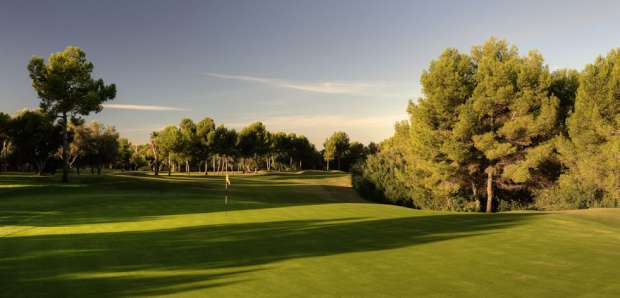 Golfing holiday Real Golf de Bendinat