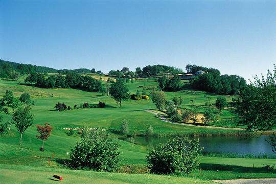 Golfing holiday Salsomaggiore Golf and Country Club