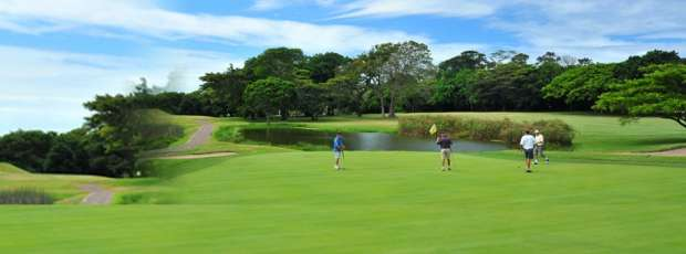Golfing holiday Selborne Golf Course