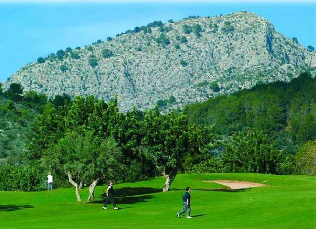 Golf holidays Spain: Golfing holiday Son Termens Golf